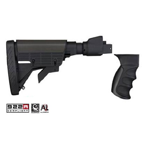 Saiga Adjustable Strikeforce Elite Stock
