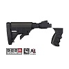 Saiga 12 Gauge Adjustable Strikeforce Elite Stock with Scorpion Recoil System