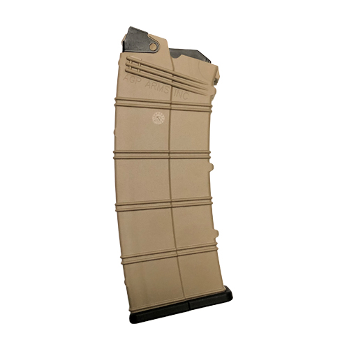 Saiga 12 Gauge 8 Round Magazine AGP - Dark Earth