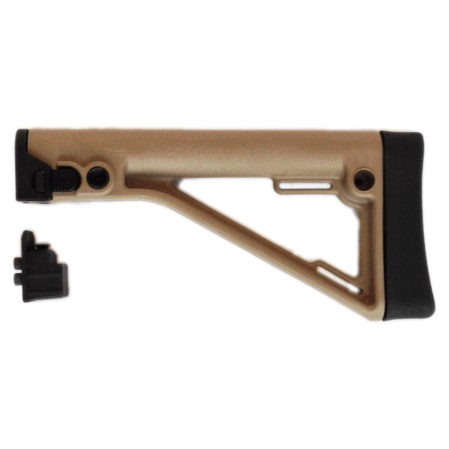 AK Saiga Side Folding Stock Kit AGP Arms Dark Earth