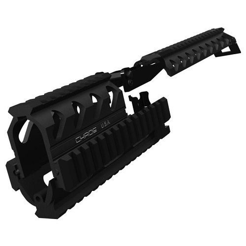 Chaos AK 7.62x39mm TITAN Quad Rail