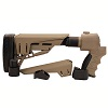 ATI Mossberg / Remington / Winchester 12 Gauge Shotgun Strikeforce Side Folding Stock ATI Dark Earth - B.1.20.1135