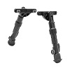 "Recon Flex M-LOK Bipod, Cent. Ht. 5.7""-8"""