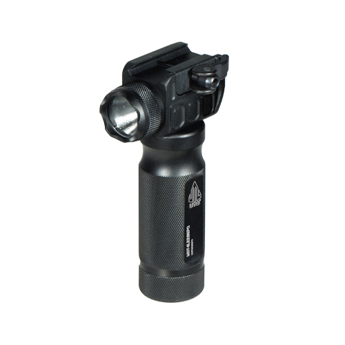 UTG New Gen 400 Lumen Grip Flashlight with QD Mounting Base