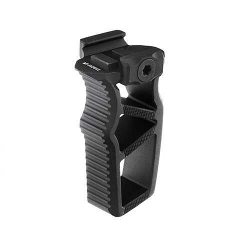 UTG Leapers Ultra Slim Foregrip Picatinny Matte Black - MT-FGP01X