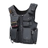 Law Enforcement Tactical SWAT Vest - Black