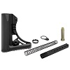 Model 4 Ops Ready S3 Mil-spec AR-15/M4 Style Stock Kit - Black