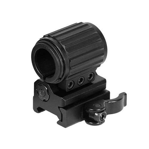 UTG Flip-to-Side 27mm Tactical Flashlight Ring w/QD Mount