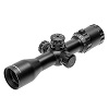 "1"" BugBuster 3-12X32 Scope, Side AO, Mil-dot, QD Rings"
