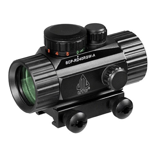 "3.8"" ITA Red/Green CQB Dot Sight with Integral Mount"
