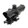 "UTG 6"" ITA Red/Green CQB T-dot Sight with Offset QD Mount"