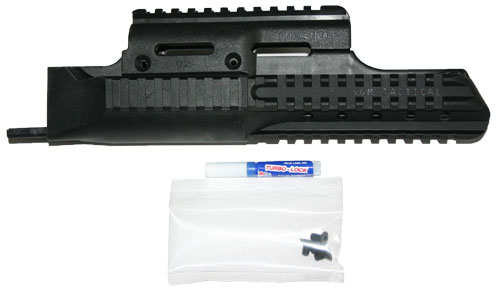 SGM Tactical Quad Rail for Saiga Rifle, GEN2