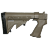 AK Saiga KickLite 6 Position M4 Style Stock with Recoil Reduction Dark Earth - KLT004DE