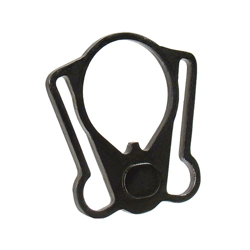 AR-15 Model 4 Collapsible Stock Receiver Plate Sling Adaptor