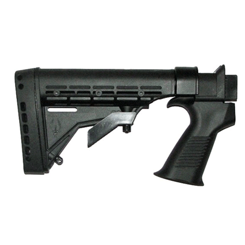 AK Saiga KickLite 6 Position M4 Style Stock with Recoil Reduction
