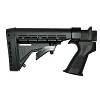 Saiga 12 Gauge KickLite Tactical Stock Kit with Recoil Reduction - Black