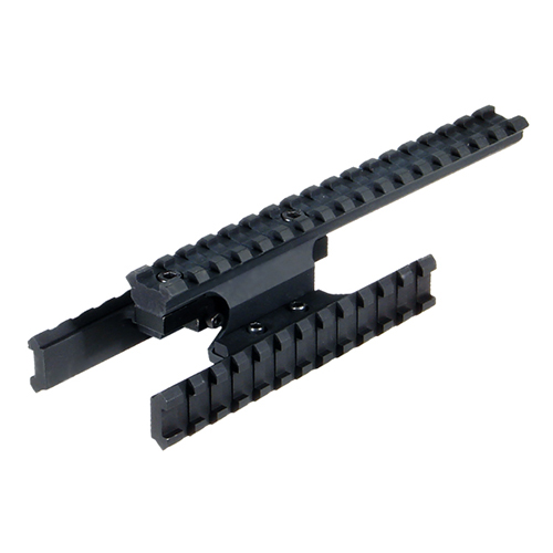 UTG Leapers Mosin Nagant UTG Tactical Tri-rail Mount - MNT-MNTR01