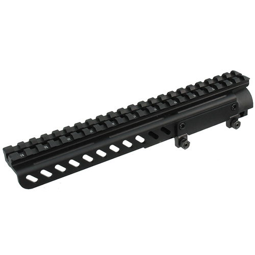SKS UTG PRO Receiver Cover Mount w/22 Slots, Shell Deflector