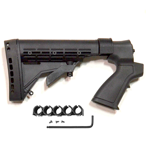Mossberg 500 590 835 12 Gauge Field Series Adjustable Stock