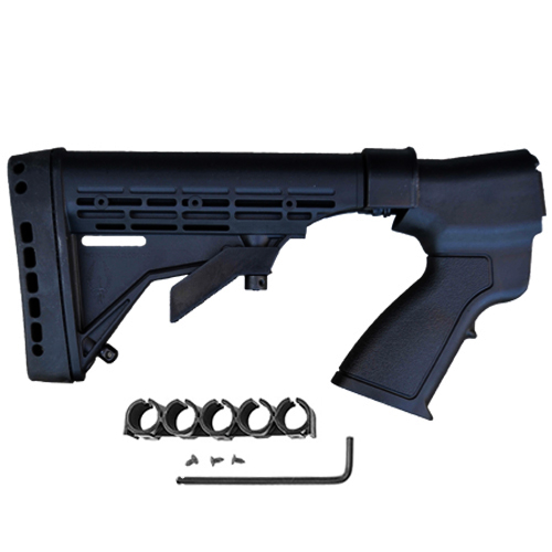 Remington 870 20GA Tactical Kicklite Stock with Recoil Reduction - KLT007