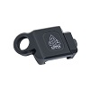 UTG Leapers Low-Pro Picatinny-mount Angled QD Sling Swivel Adaptor - TL-SWPM01