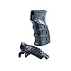 Modular Pistol Grip Kit with 6 Interchangeable Finger Grooves